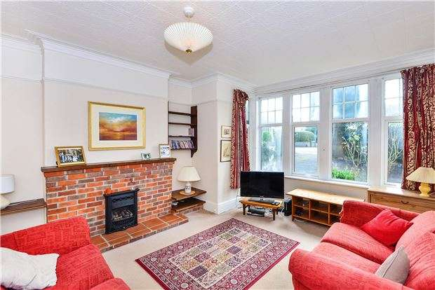 5 Bedrooms Semi Detached House for sale in Bradford Road, Combe Down, BATH, BA2 5BS