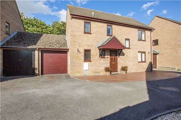 4 Bedrooms Detached House for sale in Dark Lane, WITNEY, Oxfordshire, OX28 6LX