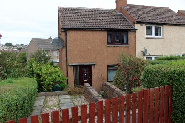 2 Bedrooms Semi Detached House for sale in Whitelaw Road, Dunfermline, KY11