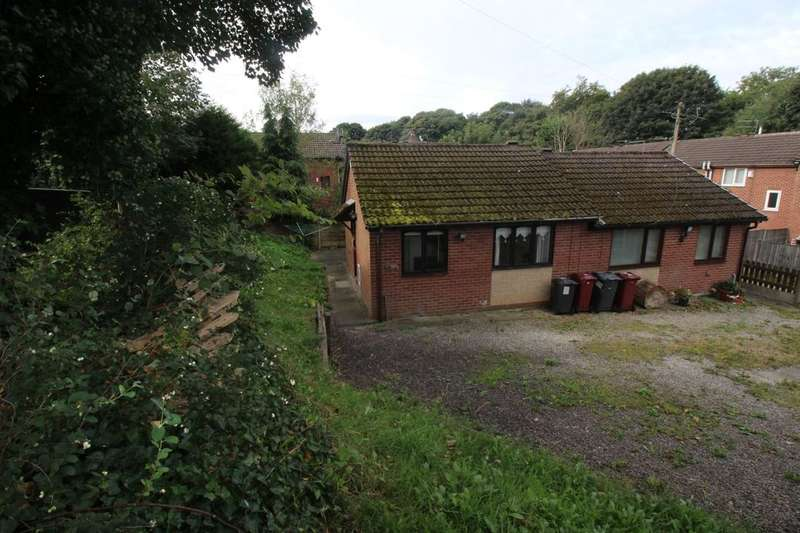 1 Bedroom Semi Detached Bungalow for sale in Selborne Mews, Blackburn, BB2