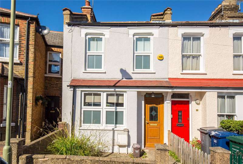 2 Bedrooms End Of Terrace House for sale in Brunswick Crescent, London, N11