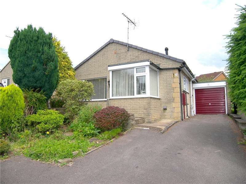 2 Bedrooms Detached Bungalow for sale in Iona Close, Tibshelf, Alfreton, Derbyshire, DE55