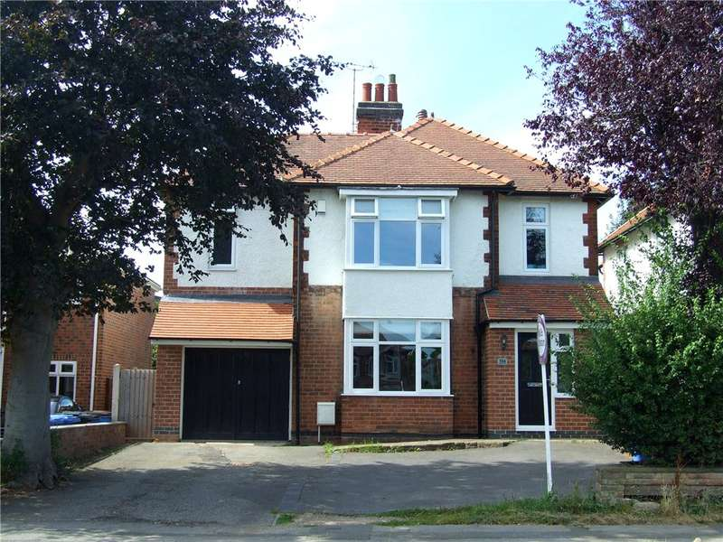 4 Bedrooms Detached House for sale in Allestree Lane, Allestree, Derby, Derbyshire, DE22