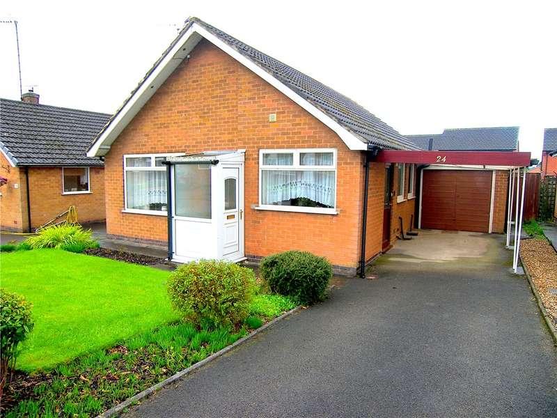 2 Bedrooms Detached Bungalow for sale in Alfred Street, Alfreton, Derbyshire, DE55