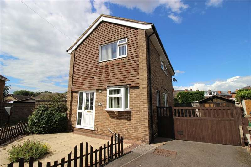 3 Bedrooms Detached House for sale in Keynsham Close, Alvaston, Derby, Derbyshire, DE24