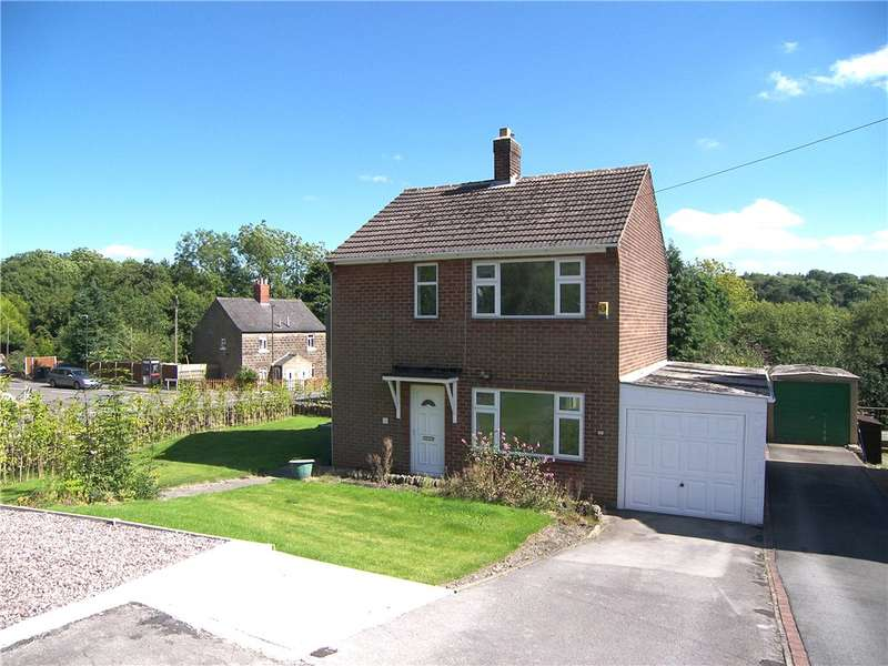 3 Bedrooms Detached House for sale in Amber Close, Ambergate, Belper, Derbyshire, DE56
