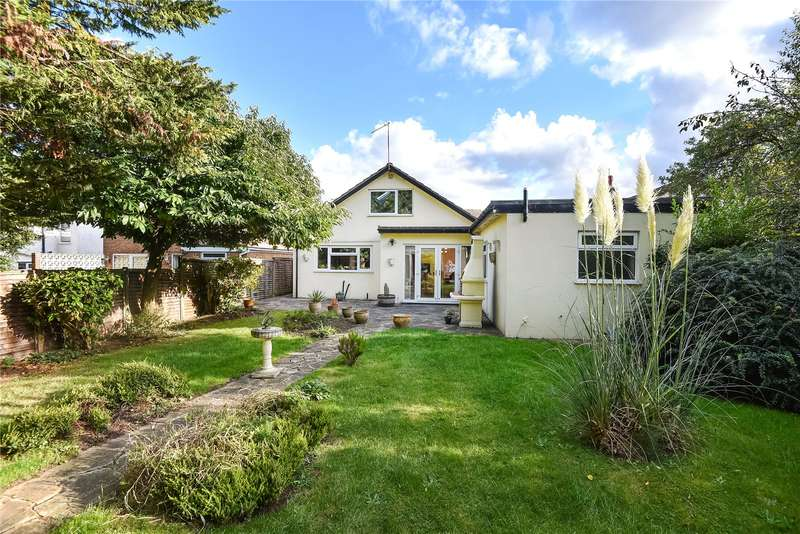 4 Bedrooms Detached Bungalow for sale in Hag Hill Lane, Taplow, Maidenhead, Buckinghamshire, SL6