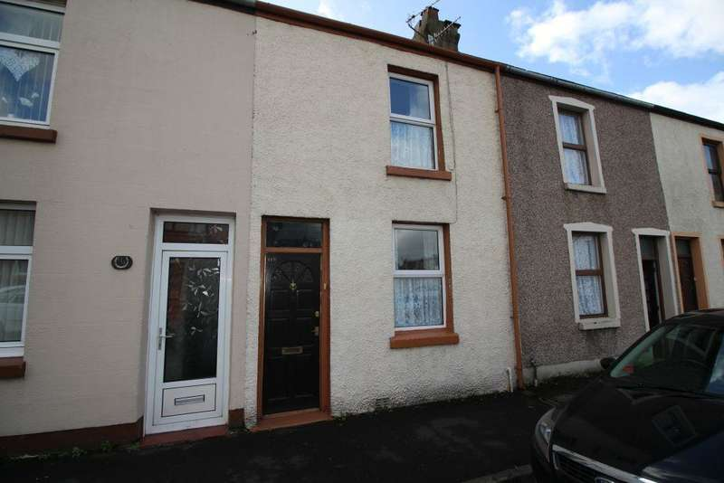3 Bedrooms Terraced House for sale in Newton Street, MILLOM