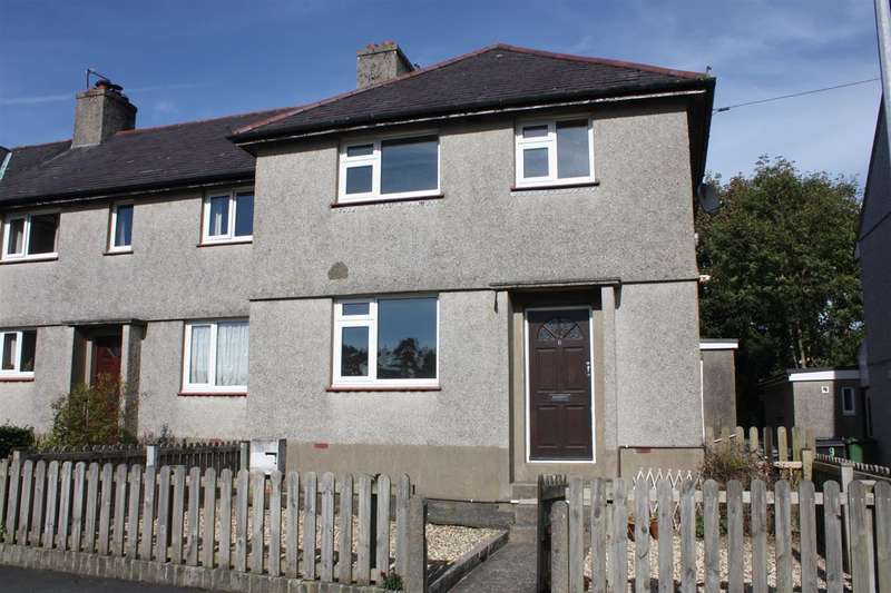 3 Bedrooms End Of Terrace House for sale in Trem Eryri, Menai Bridge