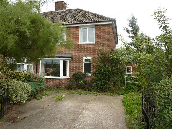 3 Bedrooms Semi Detached House for sale in SPRINGFIELD ROAD, SCARTHO, GRIMSBY