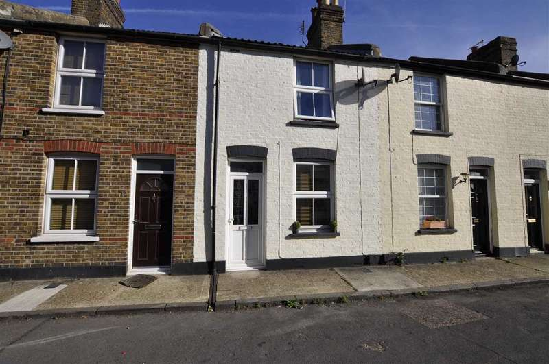2 Bedrooms Terraced House for sale in Belle Vue, Chelmsford