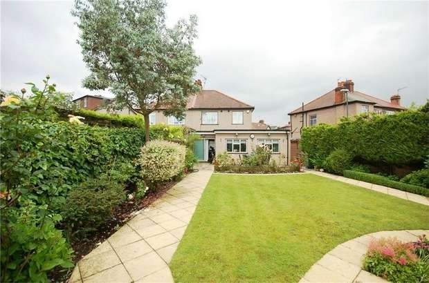 3 Bedrooms Semi Detached House for sale in Lennox Gardens, Dollis Hill, London