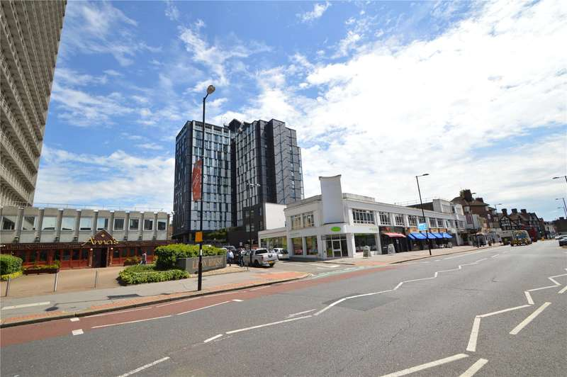 3 Bedrooms Apartment Flat for sale in Centrillion Point, 2 Masons Avenue, Croydon