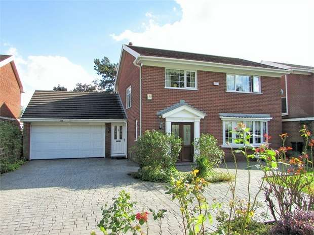 4 Bedrooms Detached House for sale in Woodlands Park Drive, Cadoxton, Neath, West Glamorgan