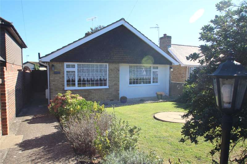 2 Bedrooms Detached Bungalow for sale in Old Salts Farm Road, Lancing, West Sussex, BN15