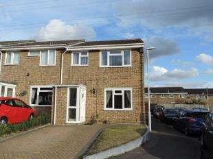 3 Bedrooms End Of Terrace House for sale in Bonnington Road, Vinters Park, Maidstone, Kent