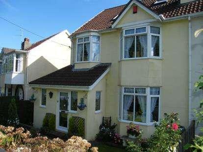5 Bedrooms Semi Detached House for sale in Paignton, Devon, England