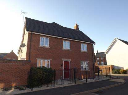 3 Bedrooms Semi Detached House for sale in Dairy Way, Kibworth Harcourt, Leicester, Leicestershire