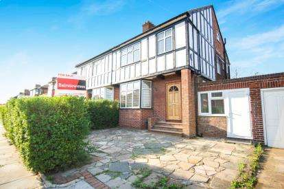 4 Bedrooms Semi Detached House for sale in Coniston Gardens, Kingsbury, London, United Kingdom