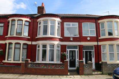 3 Bedrooms Terraced House for sale in Classic Road, Liverpool, Merseyside, L13