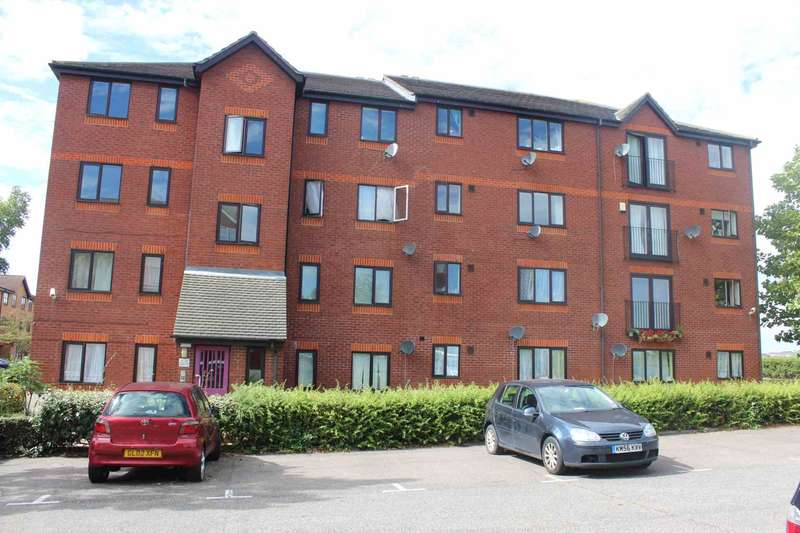 1 Bedroom Apartment Flat for sale in Harlinger Street, King Henrys Wharf, Woolwich, SE18 5ST