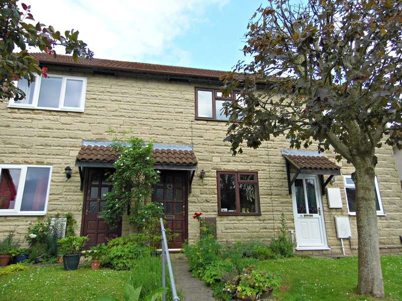2 Bedrooms Terraced House for sale in Axford Way, Peasedown St John