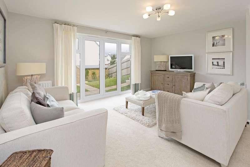 3 Bedrooms Semi Detached House for sale in The Southwold, Courtenay Grange