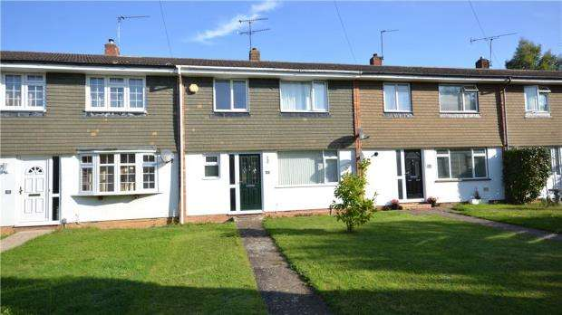 3 Bedrooms Terraced House for sale in Pheasants Croft, Cox Green, Maidenhead
