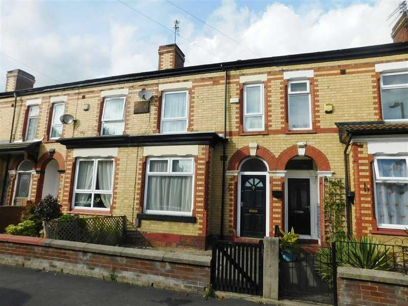 2 Bedrooms Property for sale in Hardcastle Road, Edgeley, Stockport