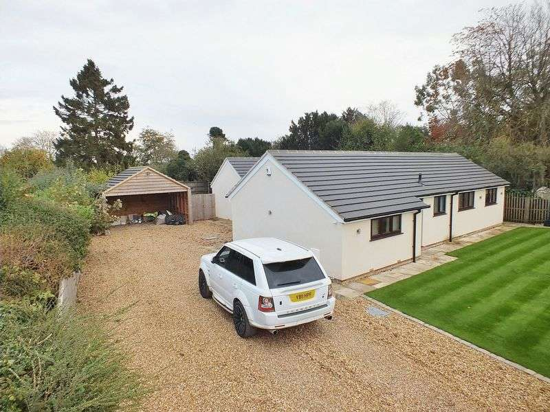 4 Bedrooms Detached Bungalow for sale in Bladon Road, Woodstock