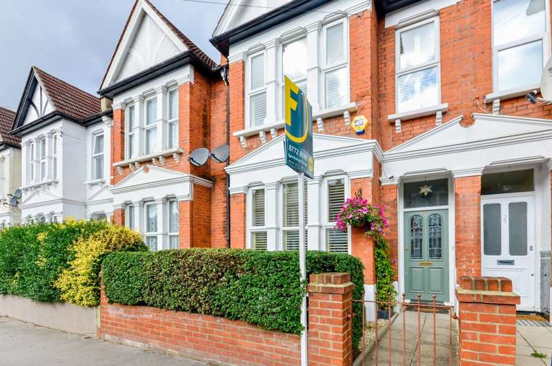 3 Bedrooms House for sale in Huntly Road, South Norwood, SE25