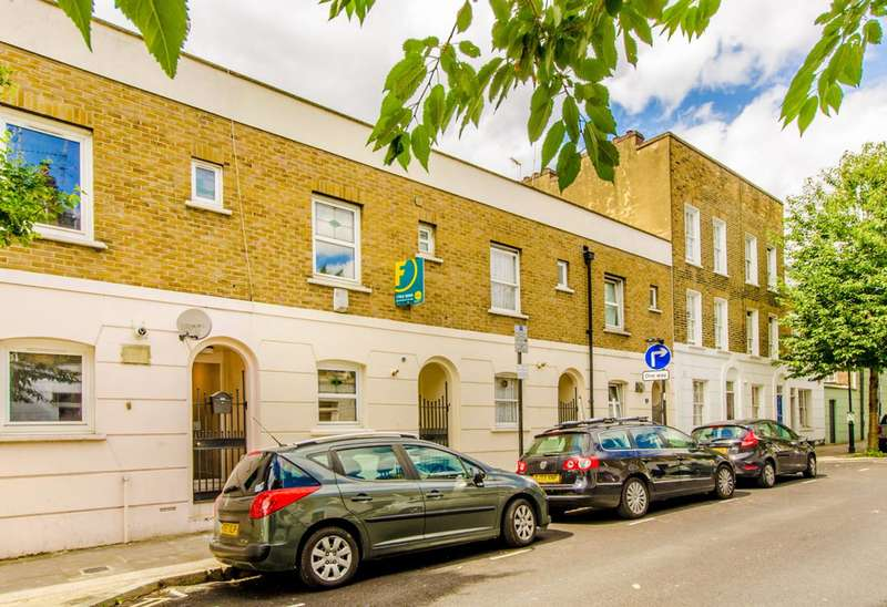 3 Bedrooms House for sale in Northdown Street, King's Cross, N1