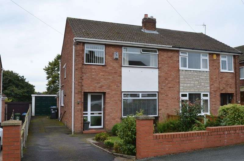 3 Bedrooms Semi Detached House for sale in St. Marys Road, Halton Village
