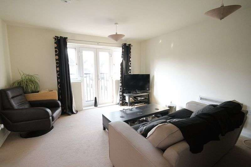 2 Bedrooms Flat for sale in OCEAN COURT, CITY POINT, DERBY