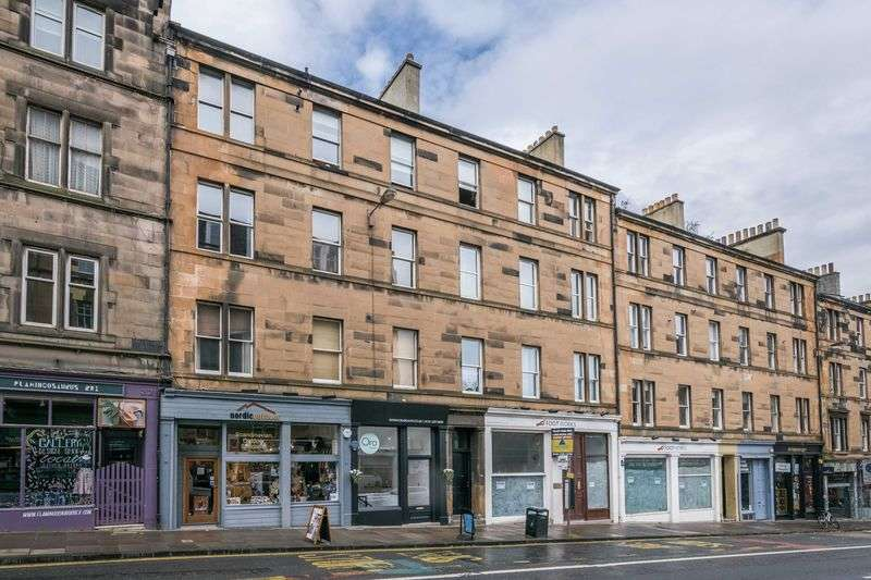 2 Bedrooms Flat for sale in 2F3, 18 Bruntsfield Place, Bruntsfield, Edinburgh, EH10 4HN