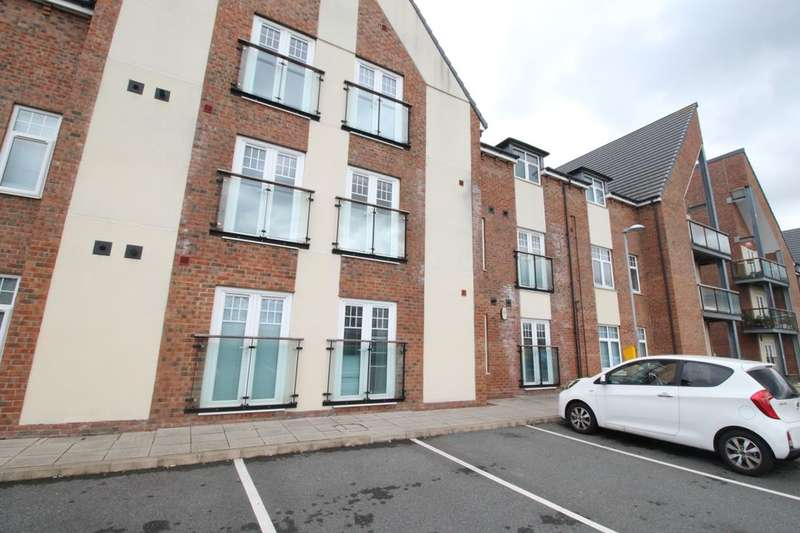 2 Bedrooms Flat for sale in Underwood Court, Middlesbrough, TS5