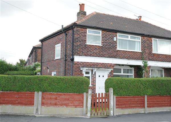 3 Bedrooms Semi Detached House for sale in 64 Silver Street, Irlam M44 6HR