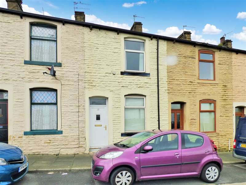 2 Bedrooms Terraced House for sale in Branch Road, Burnley