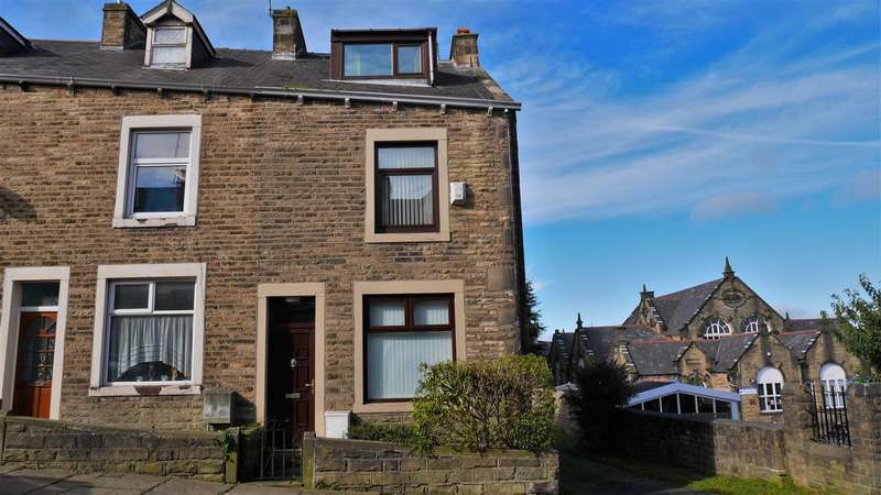 3 Bedrooms End Of Terrace House for sale in Rutland Street, Colne