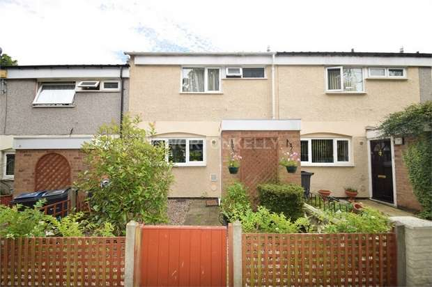 3 Bedrooms Terraced House for sale in Lye Close Lane, Bartley Green, West Midlands
