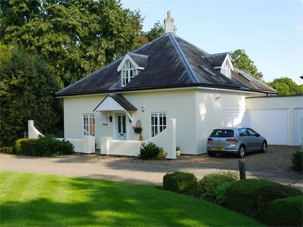 4 Bedrooms Detached House for sale in North Lodge, Great Bowden Hall, Great Bowden, Market Harborough