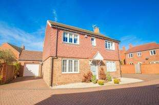 4 Bedrooms Detached House for sale in Chartwell Road, Kingsnorth, Ashford, Kent