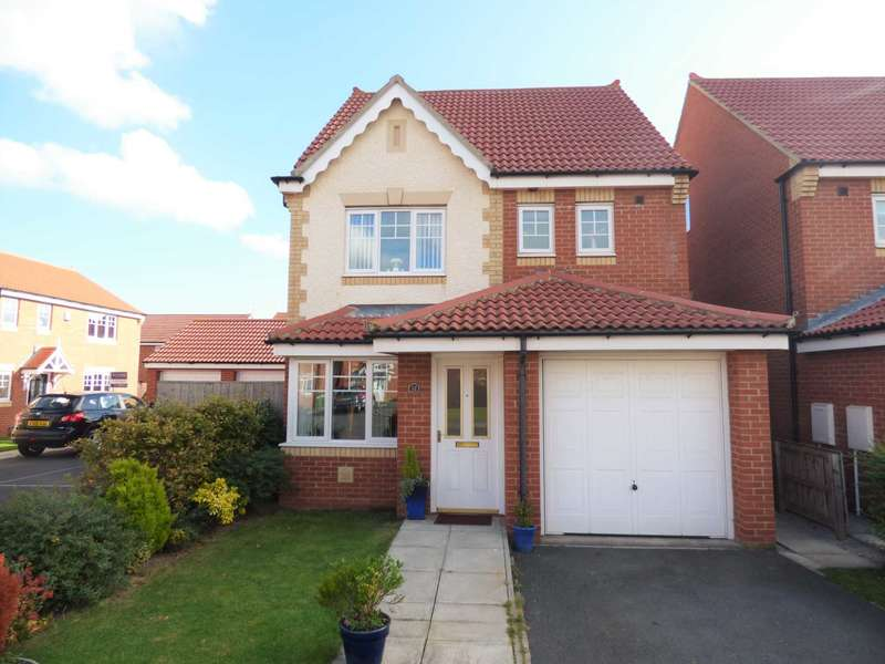 4 Bedrooms Detached House for sale in Falmouth Close, Redcar