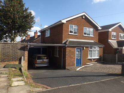 3 Bedrooms Link Detached House for sale in Lansdown Green, Kidderminster, Worcestershire, N/A
