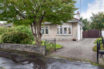 3 Bedrooms Bungalow for sale in Duchray Drive, Paisley, Renfrewshire