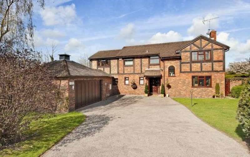 5 Bedrooms Detached House for sale in St. Bartholomews Court