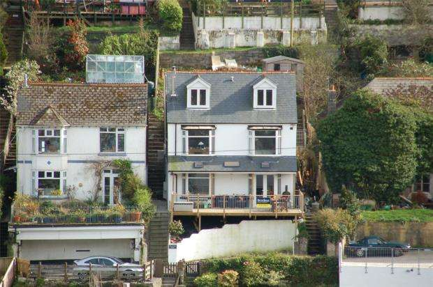 5 Bedrooms Detached House for sale in Downs View, Looe, Cornwall