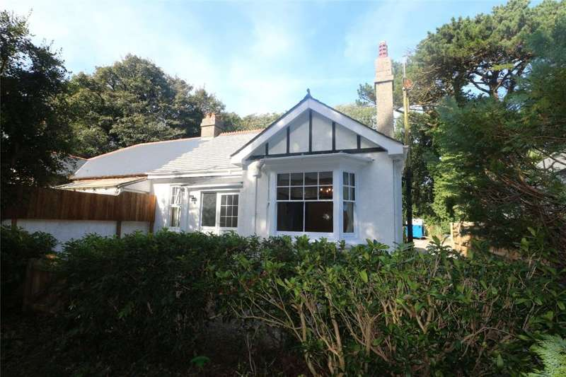 4 Bedrooms Semi Detached Bungalow for sale in South Drive, Tehidy, Cornwall