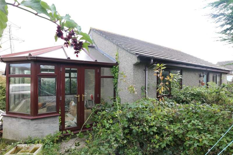 2 Bedrooms Detached Bungalow for sale in Huntersfield, Tolvaddon, Camborne
