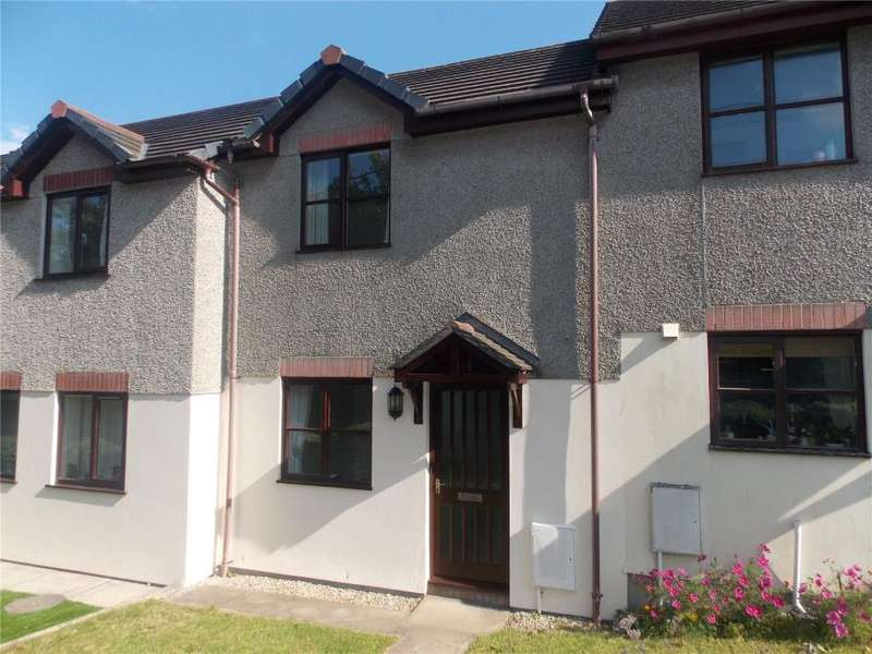 2 Bedrooms Terraced House for sale in Nanpusker Close, Hayle
